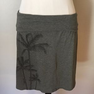 LIFE IS GOOD Palm Skirt Size S